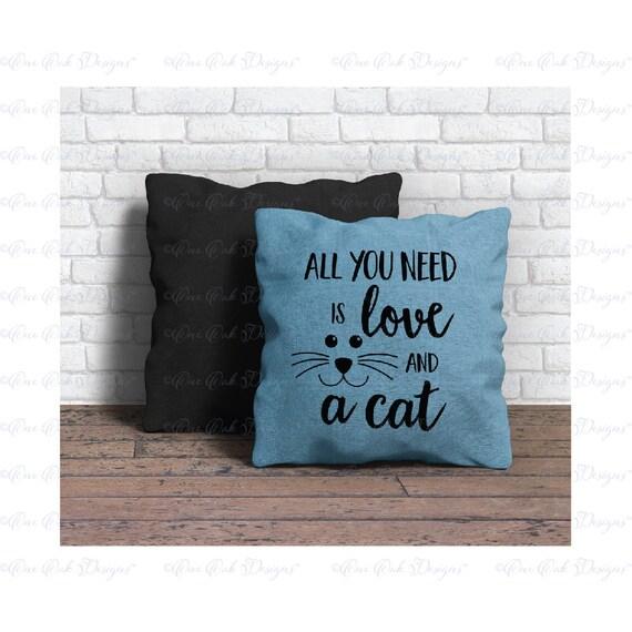Dekoschild All You Need Is Love-Cat 3