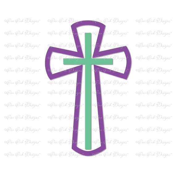 Cross Svg File Dxf Pdf Png Jpg Svg File For Cameo Svg Etsy