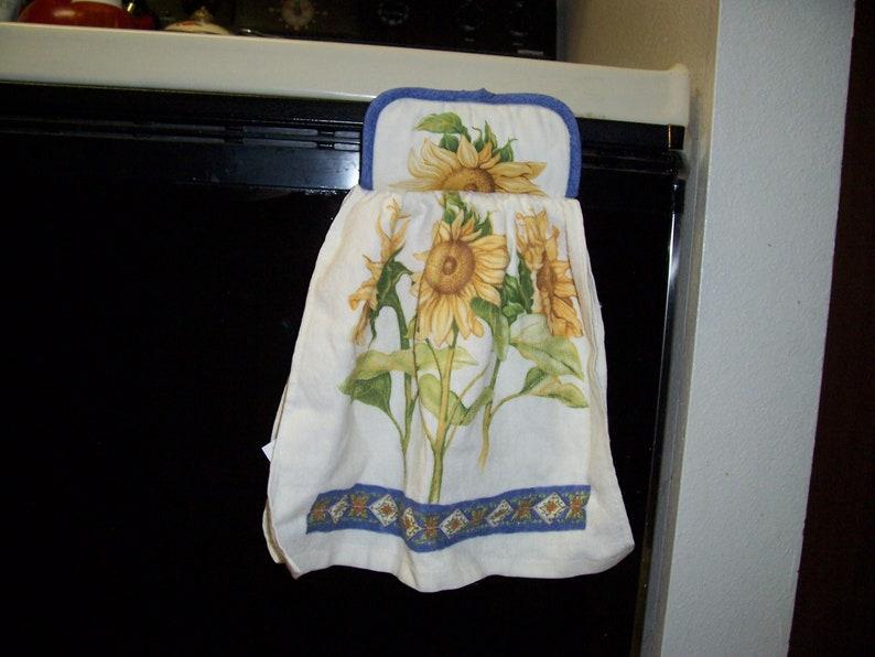 Hanging Potholder Dish Towel Hanging Kitchen Towel