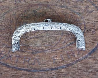 Antique Silver Hallmarked Purse Frame