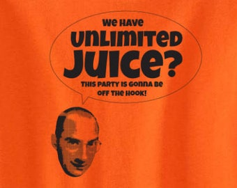 Unlimited Juice? (Buster Bluth – Arrested Development) toddler t-shirt