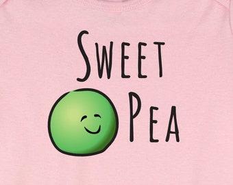 Sweet Pea Baby Onesie/Bodysuit