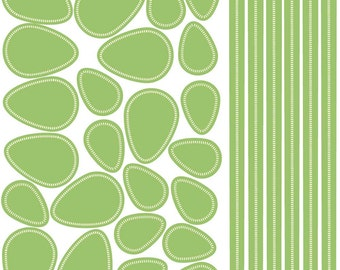 Leaves and Stems Wall Decals (Repositionable)