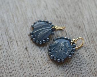 Keepsake Mother of Thousand earrings