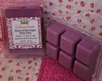 Dance of Sugar Plum Fairy Wax Melt