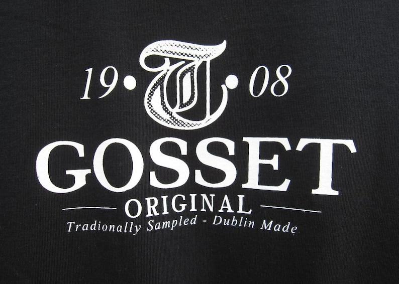 Gosset Original T-Shirt image 0