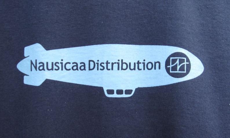 Nausicaa Distribution Airship T-Shirt image 0