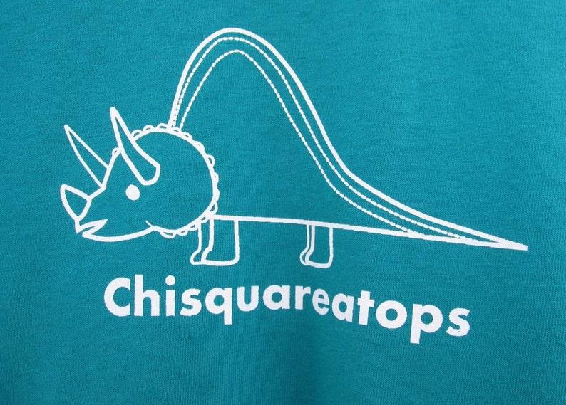 Chisquareatops T-Shirt image 0
