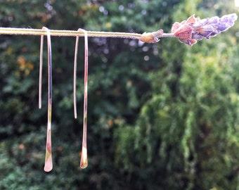 The Twigs Earrings in Sterling Silver