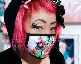 Inner Swirl Mask