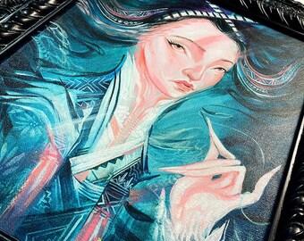 Folklore Original Painting