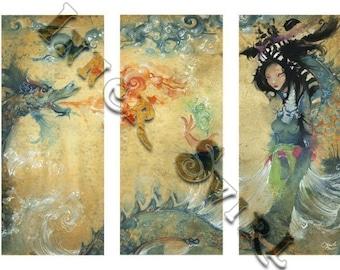 Dragon Princess Limited Edition Print