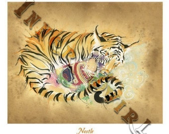 Nestle Limited Edition Print