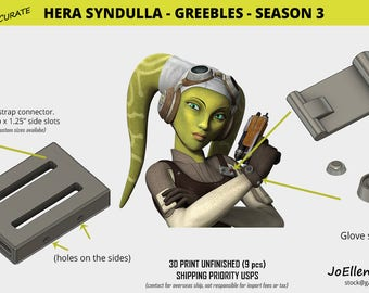 Hera Syndulla Outfit Greebles S3