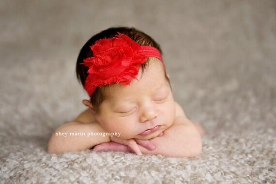 b b rouge bandeau bandeau nouveau n bandeau infantile filles bandeau enfant bandeau fleur. Black Bedroom Furniture Sets. Home Design Ideas