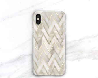 Lux Marble iPhone Case iPhone X 8 Plus 7 Plus 6S SE Samsung Galaxy S7 S8 S9 Marble Tiles