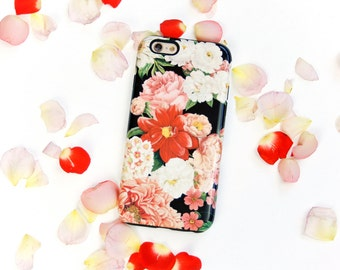 iPhone 11 Pro Max Case Floral Bunch iPhone SE 2020 Case, Flowers iPhone Xs Case, Floral iPhone 11 Pro Case Galaxy S20 iPhone 8 Case CG-FB