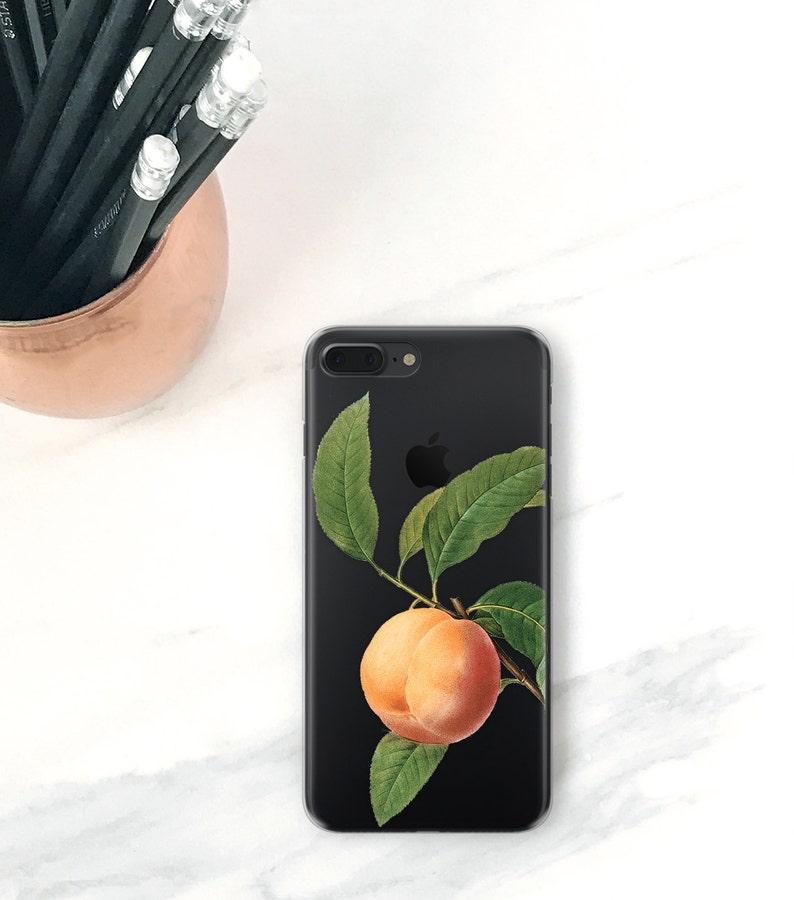 peach iphone xs case