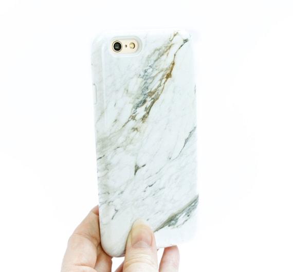 coque iphone plus 8 marbre