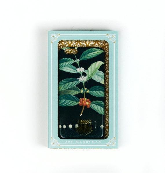 Coffee Gift Iphone 8 Case Black Botanical Iphone Xs Max Case Coffee Bean Iphone Xs Case Iphone Case Gifts For Coffee Lovers Iphone Xr Case