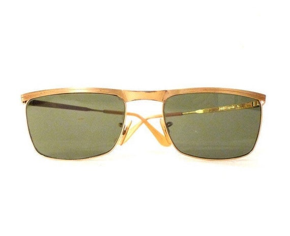 Early Ray-Ban Olympian Vintage / Antique B&L Ray B