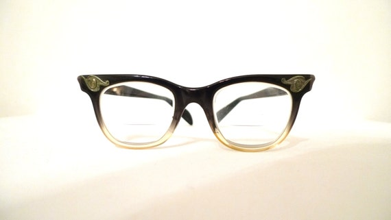 e36fe7baf914 Vintage 50s Eyewear. The Ultimate Original Wayfarer Brown Fade