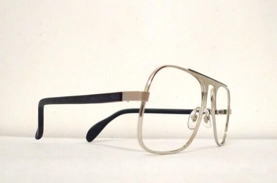 8dd13022827d Vintage 70s Designer Eyeglasses Frame Austria Never Used VTG