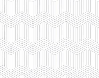 REVERB - READ DESCRIPTION. Quilting Digital Edge to Edge Pantograph Bernina Handiquilter Gammill Statler Stitcher Long Arm