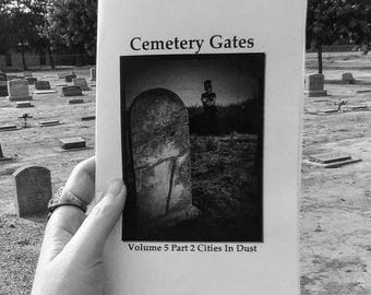 Cemetery Gates Volume 5.2 Cities In Dust
