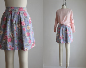 rose garden shorts