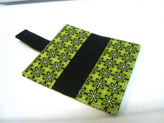 Fabric Checkbook CoverCheckbook HolderCash HolderCoupon HolderOwls
