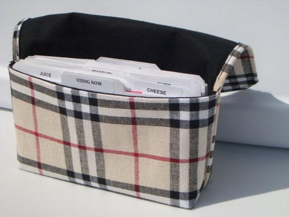fabric coupon organizer holder   budget organizer holder wallet