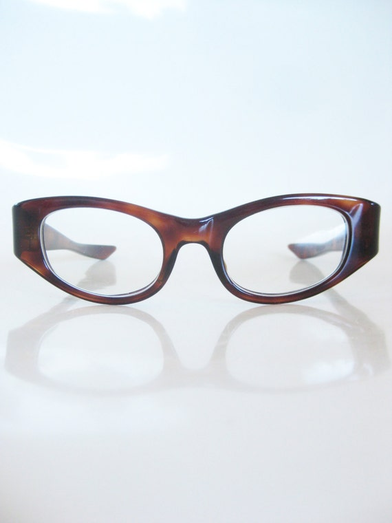 ce791436f7e102 années 1960 cat Eye Glasses femmes mi siècle lunettes   Etsy