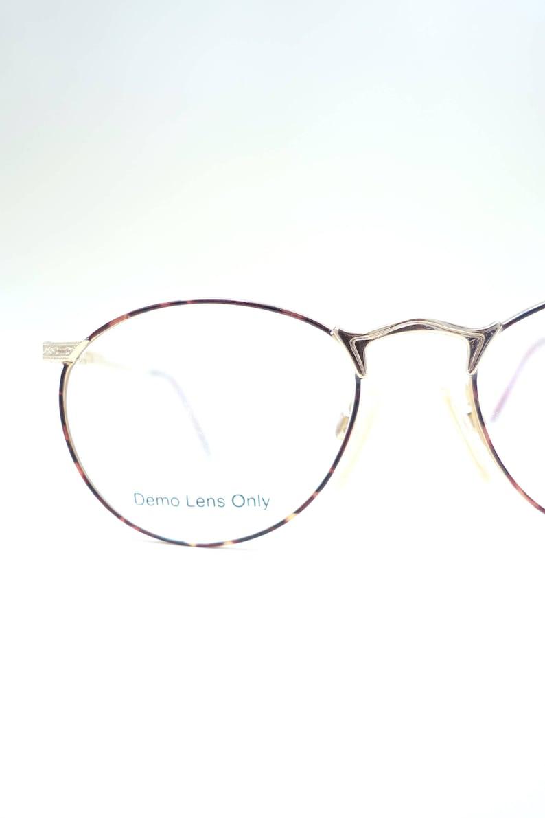 010daafeb57 Round Tortoiseshell Wire Frame Glasses Womens P3 Round