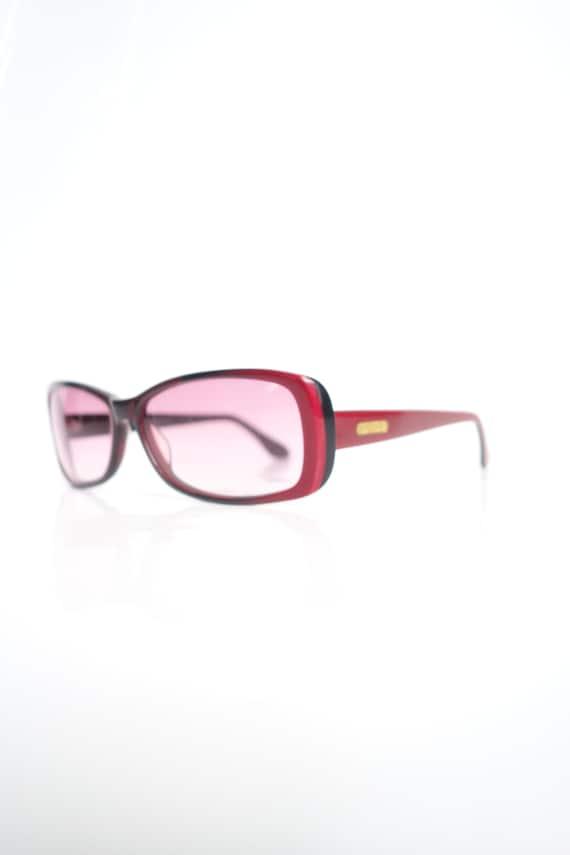 1980s Salvatore Ferragamo Sunglasses – 1980s Boxy