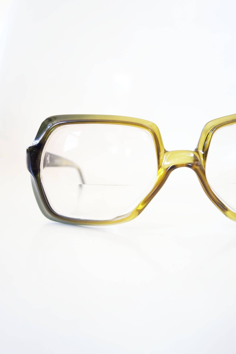 582bc6f5558 1960s Mens Square Eyeglasses Mens NOS Vintage Optical Frames
