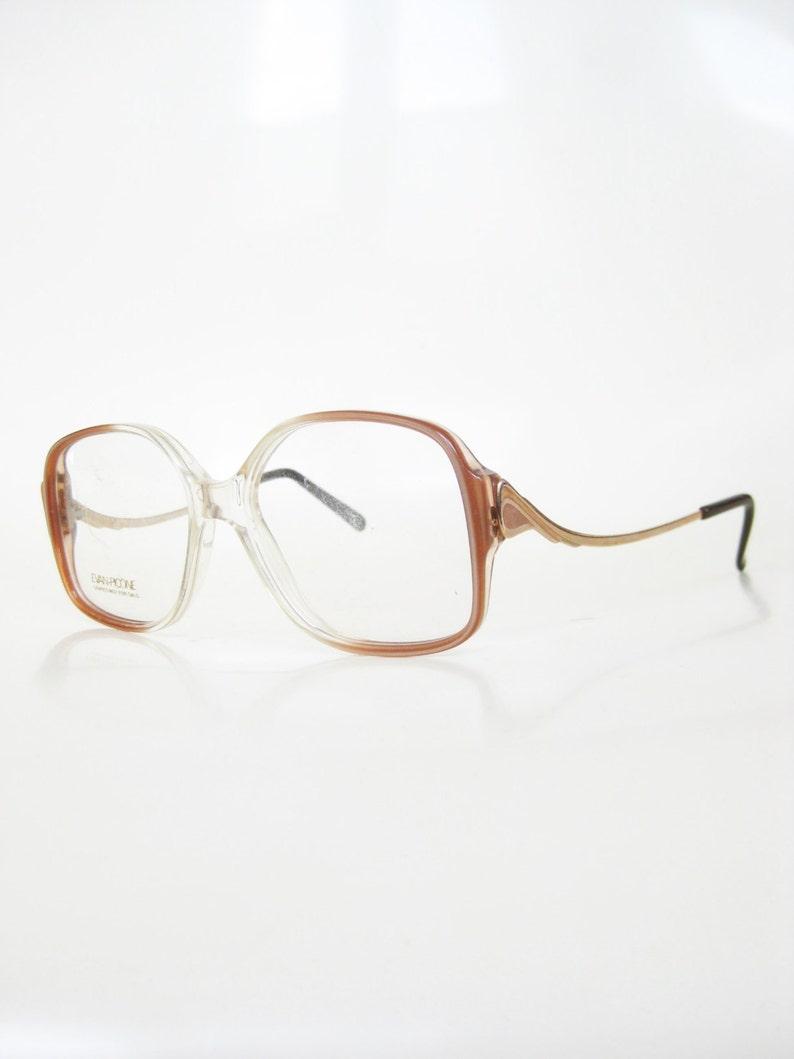 6cd90c0319 1970s Womens Glasses Evan Picone Eyeglasses Retro
