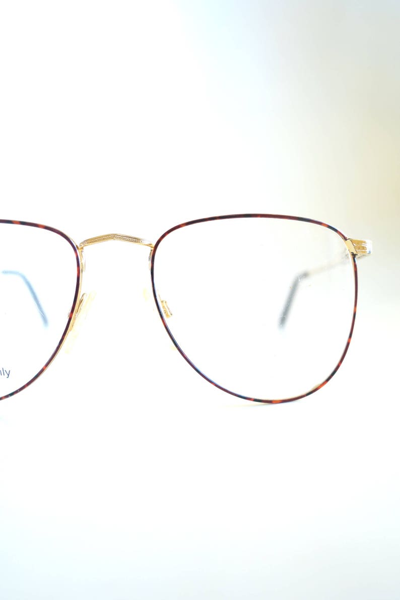 bdd6a78095c2 Mens Wayfarer Eyeglasses 1980s Oversize Mens Glasses Wire