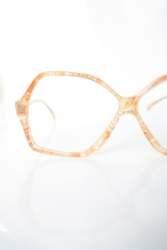 1960s Mod French Eyeglasses – Womens French Clear