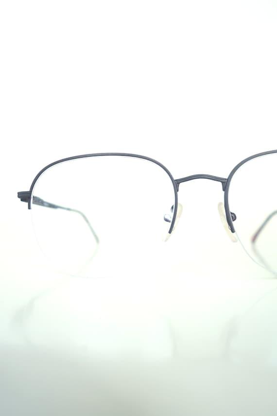 1980s Bill Blass Rimless Eyeglasses Round Optical Frames Mens | Etsy