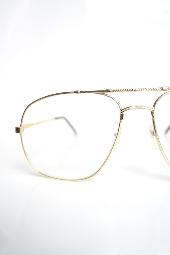 Vintage Mens Gold Aviator Glasses – Mens Gold Avia