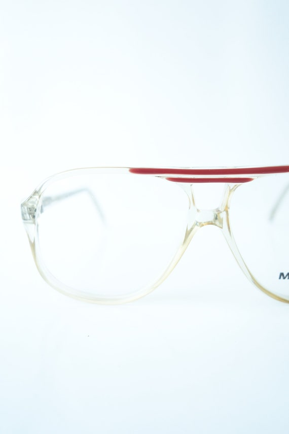Vintage Womens Aviator Eyeglasses – Retro 1980s Ch