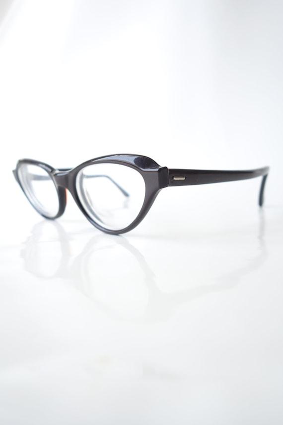 Womens Oxblood Cat Eye Eyeglasses – Ladies Cateye