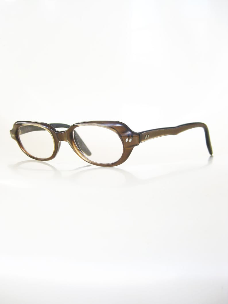 81b63ff473c 1960s Womens French Eyeglasses Glasses made in France in