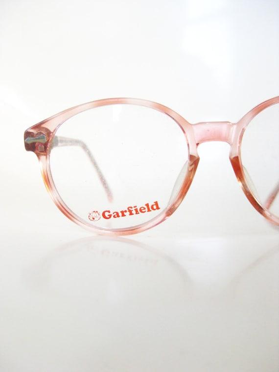 1980s Round Children\'s Eyeglass Frames Vintage Kids | Etsy