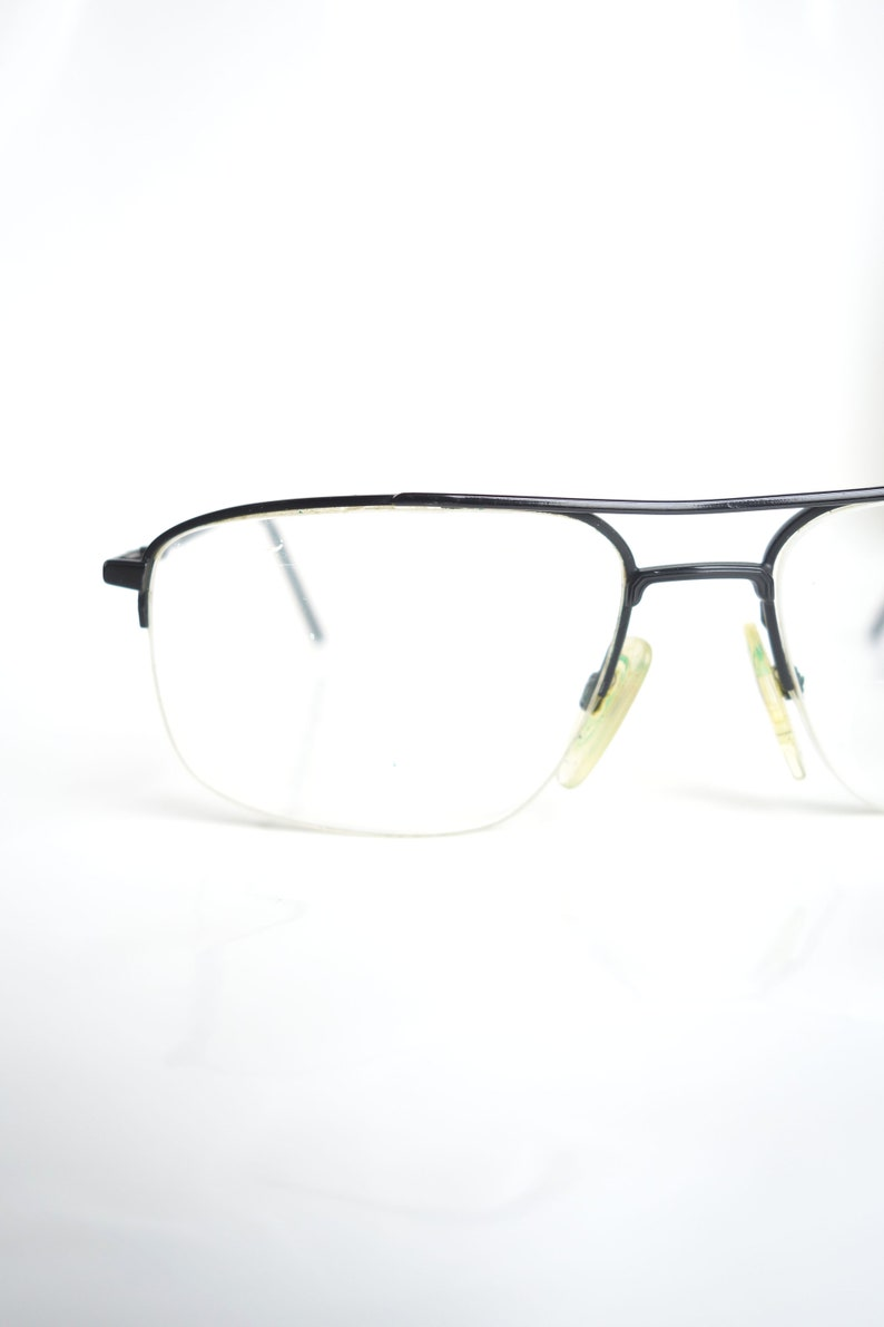 f21584435a Glossy Black Aviator Eyeglasses Mens Black Aviator Eyeglass