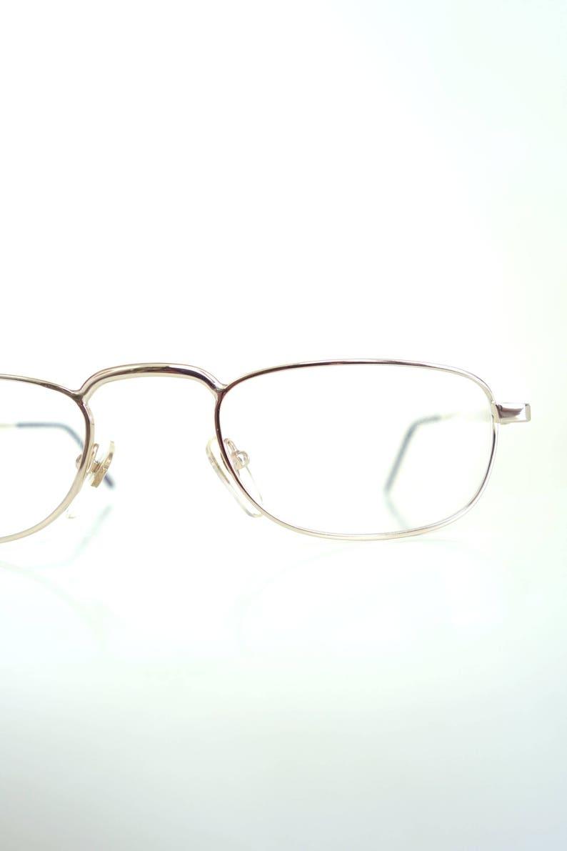 ed8b098e91a Gold Metallic Reading Glasses Vintage Reading Glasses Mens