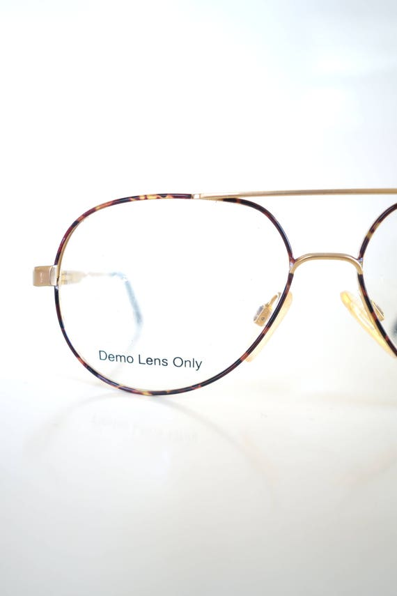 Womens Aviator Glasses - Oversize Aviator Eyeglass
