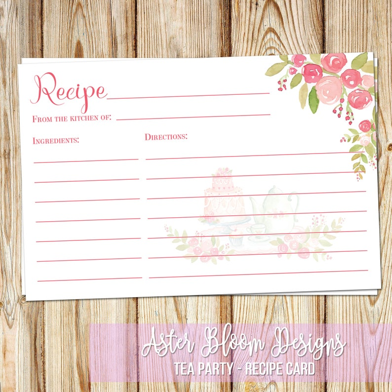 photo about Free Printable Recipe Cards for Bridal Shower referred to as Recipe Playing cards, Bridal Shower Recipe Card, Recipe Template, Tea Social gathering Bridal Shower, Bridal Shower Playing cards, Printable Recipe Playing cards, Bridal Online games
