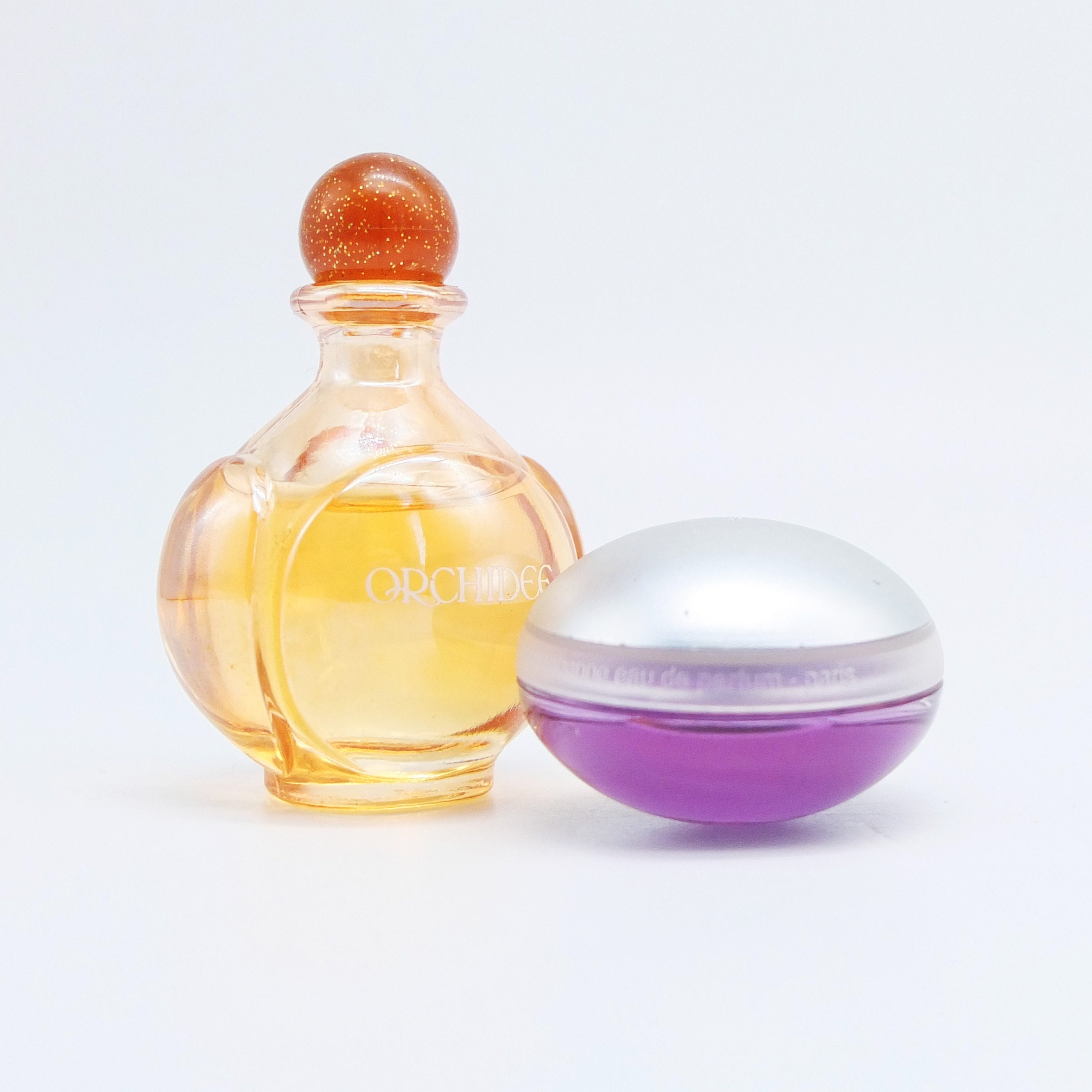 1 Vintage Perfume Miniature Krizia Salvador Dali